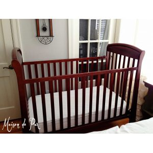Manly 1 Convertible Crib Spindle Crib Jenny Lind Baby Furniture