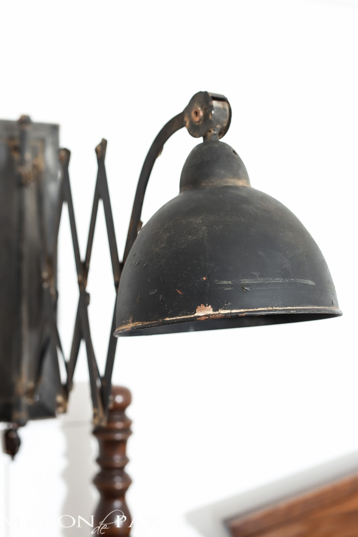 How to Turn a Hard Wire Light Fixture into a Plug In ... on Plugin Wall Sconce Lights id=18429
