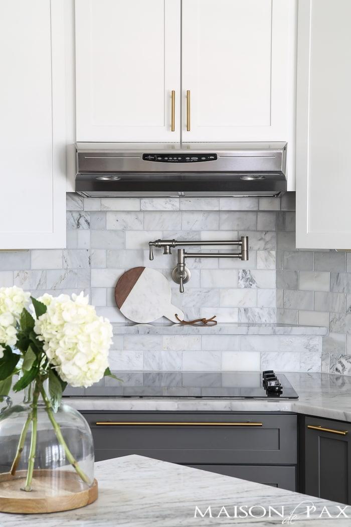marble kitchen reveal maison de pax