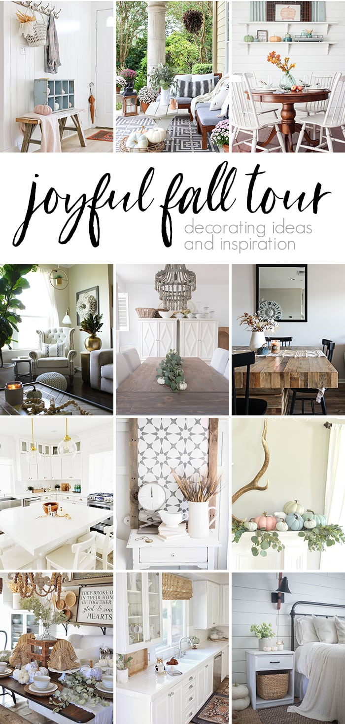 FALL HOME TOUR | Meaningful Spaces