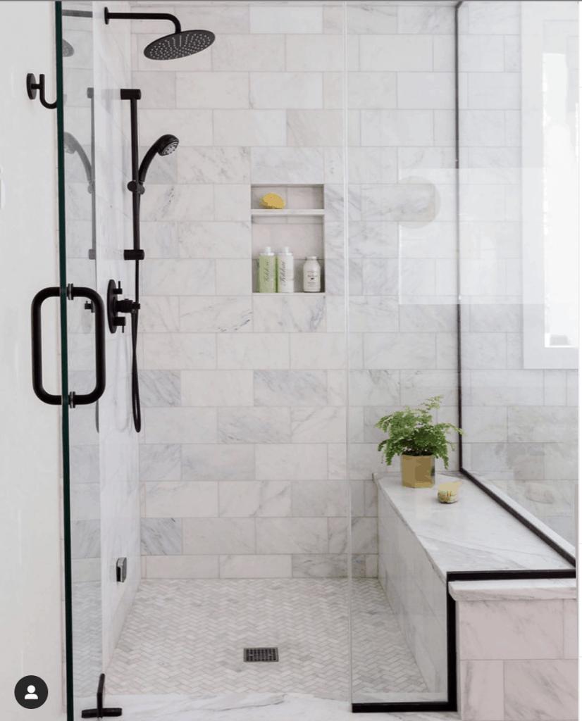 20 beautiful marble bathrooms maison