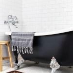 How To Paint A Clawfoot Tub Maison De Pax