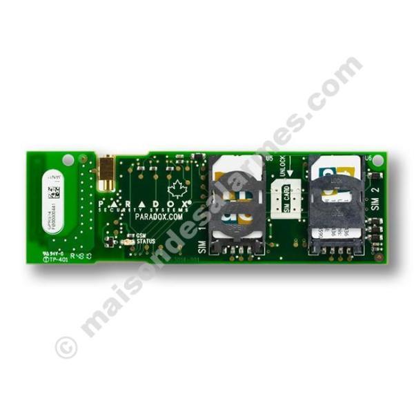 CARTE GSM/GPRS PARADOX GPRS14