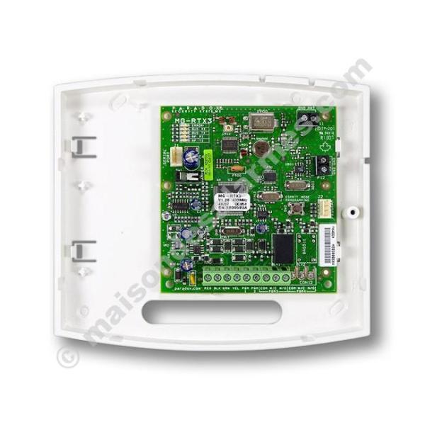 MODULE RADIO PARADOX RTX3 (boitier ouvert)