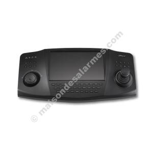 DAHUA NKB3000-IP - Clavier écran LCD Full HD Tactile et joystick 3D