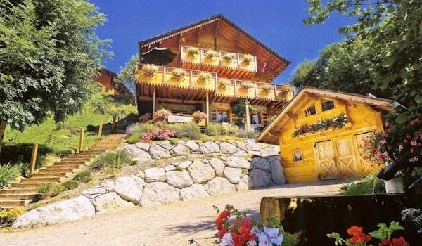 chambres d'hôtes et gîte à vendre Haute Savoie