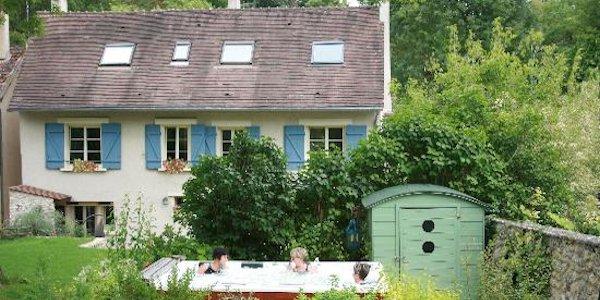 Maison d'hôtes à vendre dans le Val d'Oise - Vienne en Arthies