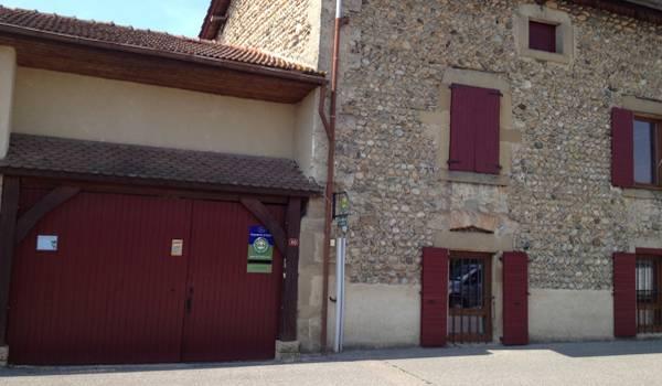 Maison d'hôtes à vendre dans la Drôme près de Romans sur Isère