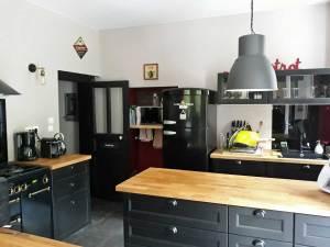 Maison d'hôtes à vendre en Ariège (cuisine)