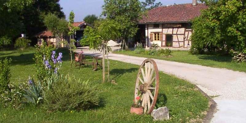 Maison d'hôtes à vendre à Saint Jean sur Reyssouze (Ain, Auvergne-Rhône-Alpes)