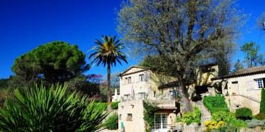 Maison d'hôtes à vendre en Pays de Grasse près de Cannes (Le Tignet, Alpes Maritimes)