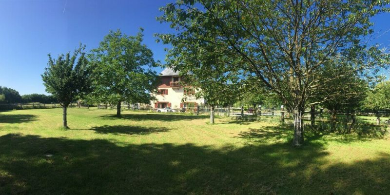 Maison d'hôtes et Gîte à vendre en Normandie près de Deauville Trouville (Saint Etienne la Thillaye, Calvados)