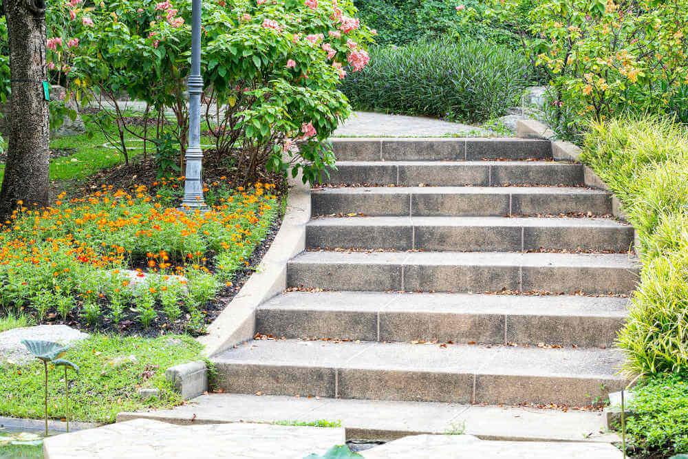 Faire Un Escalier Exterieur
