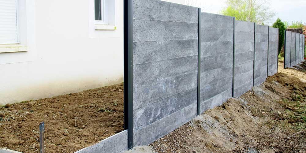 prix d une cloture en beton