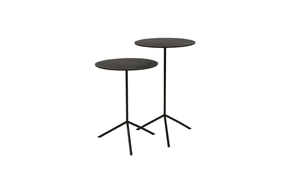 2 petites tables d appoint jive