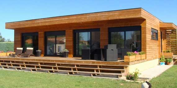 maison en bois habitable 50m2