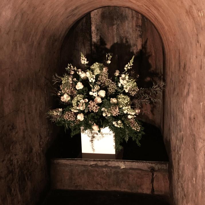 De Nacht Van Exclusief - La Brugeoise - bloemen in nis