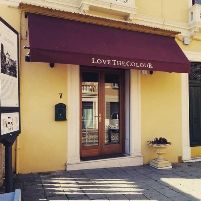 Lovethecolour Negozio Farrow Ball A Padova