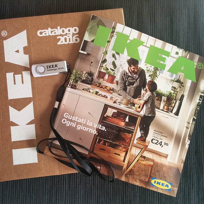 Nuovo catalogo ikea 2016 for Catalogo ikea nuovo