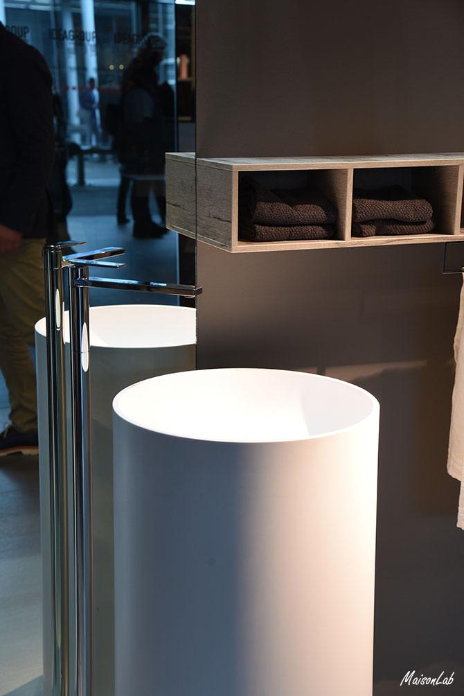 lavabo cilindrico