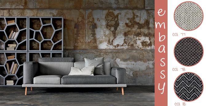 divano personalizzabile