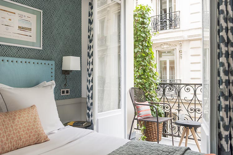 Scoprendo parigi appunti di viaggio e design hotel dove for Design hotel parigi