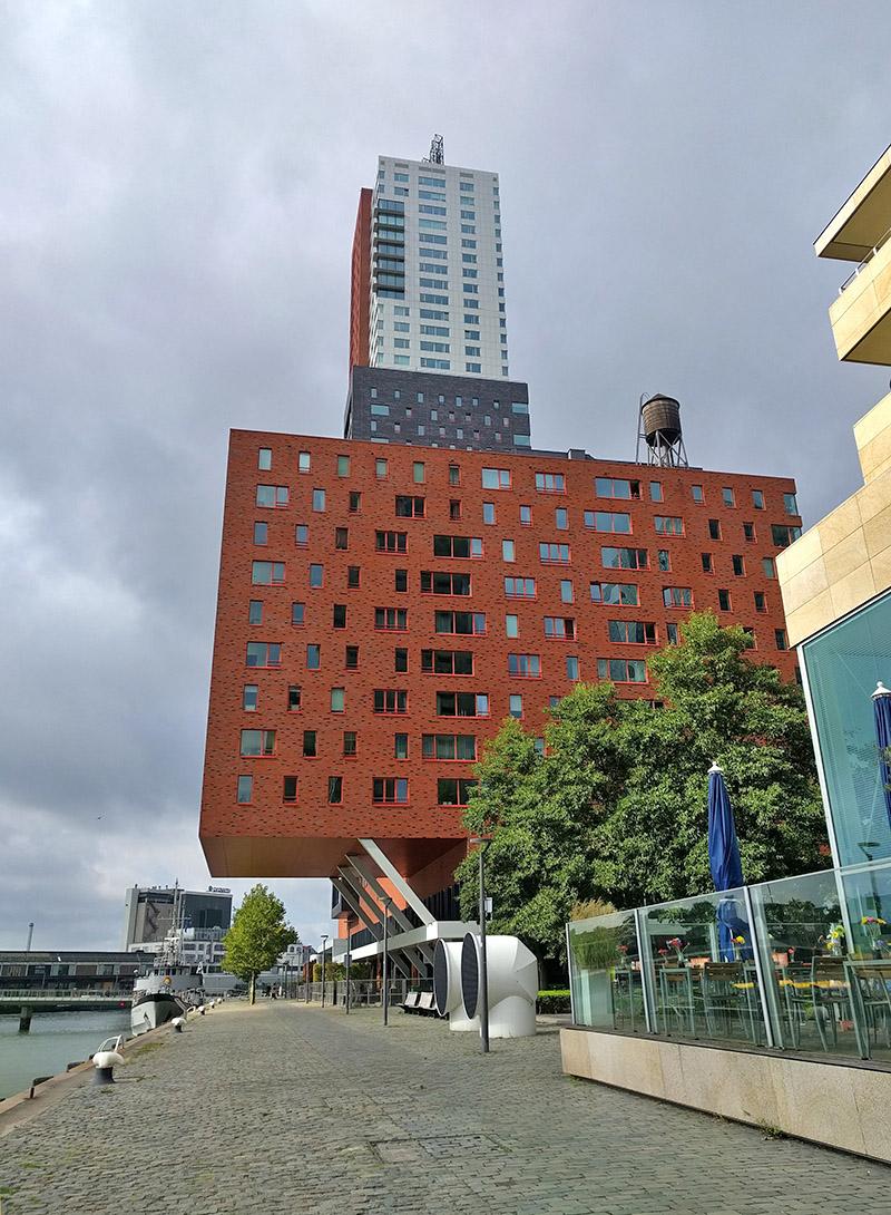architettura di Rotterdam