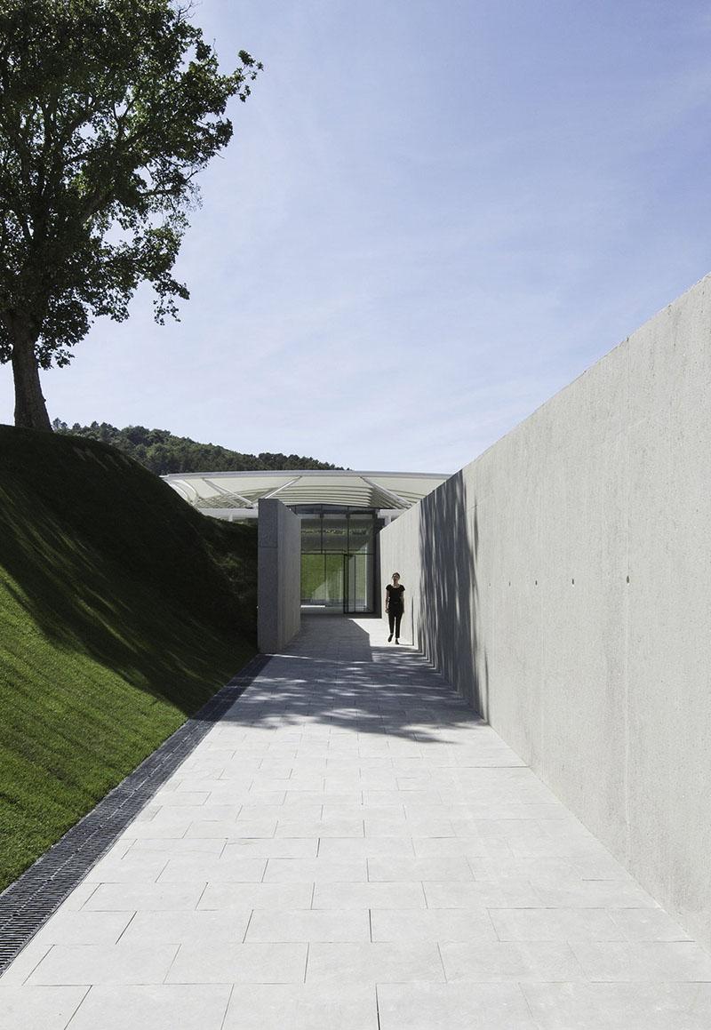 Renzo Piano Chateau La Coste