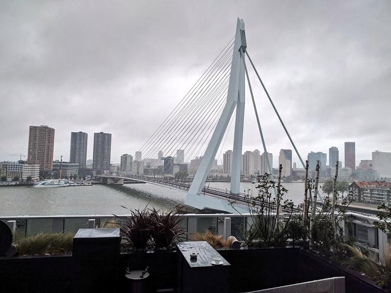 nhow rotterdam_vista panoramica