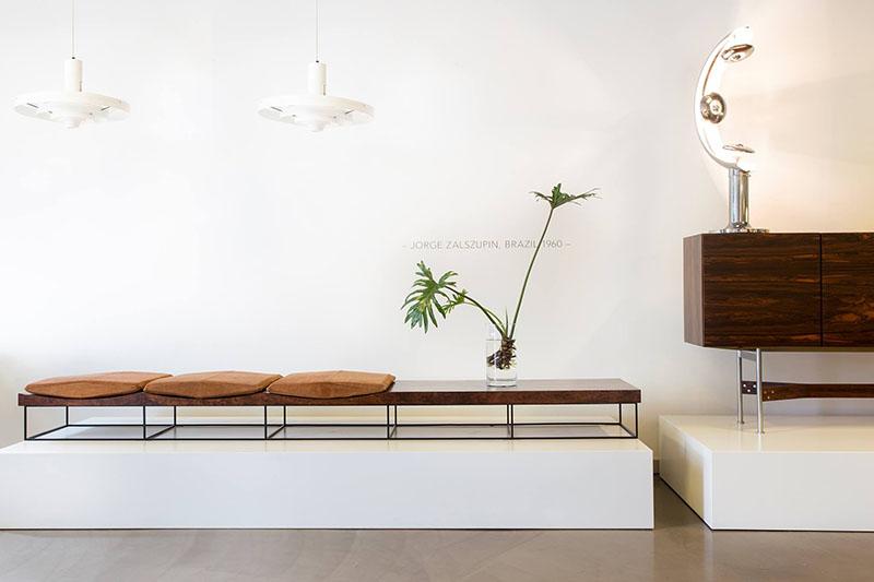 Contemporary Showroom
