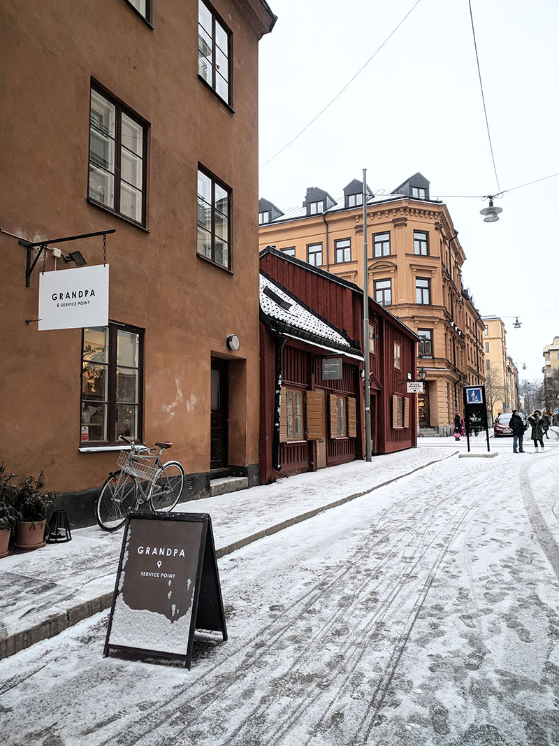 Södermalm Stoccolma
