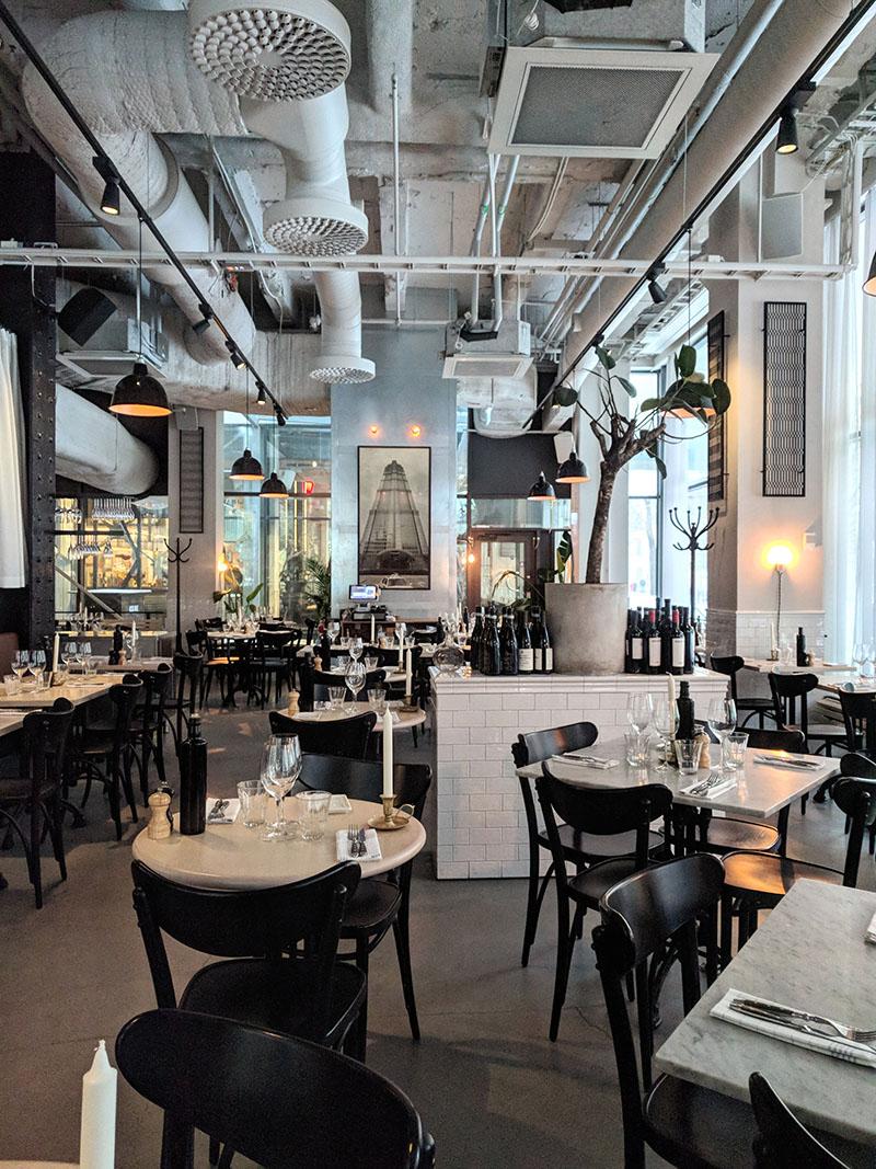 Usine ristorante Stoccolma