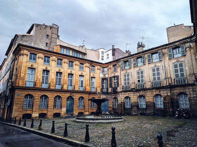 posti imperdibili ad Aix en Provence