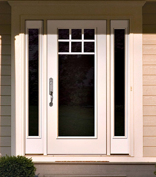 thermatru steel entry door