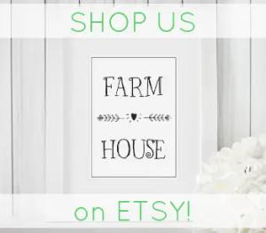 Etsy shop ad
