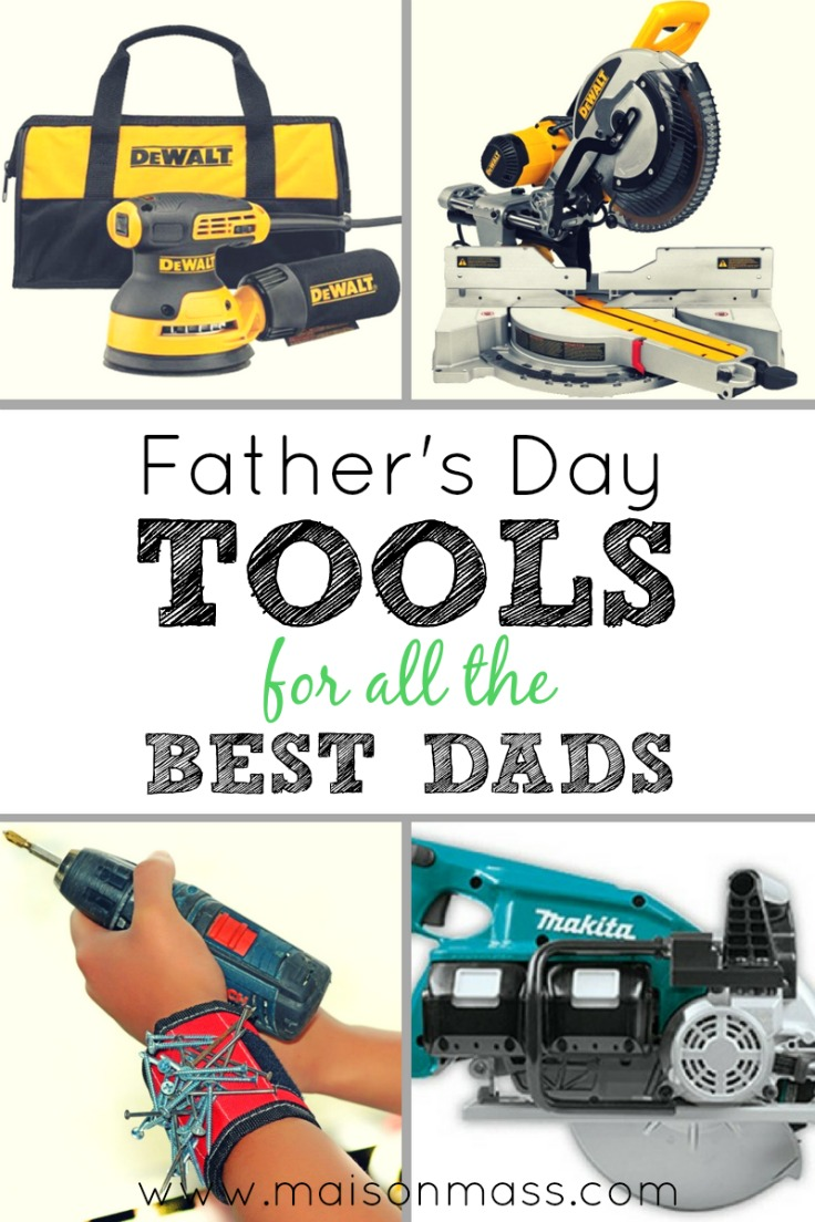 Father's Day: Ten Tools for all the Best Dads