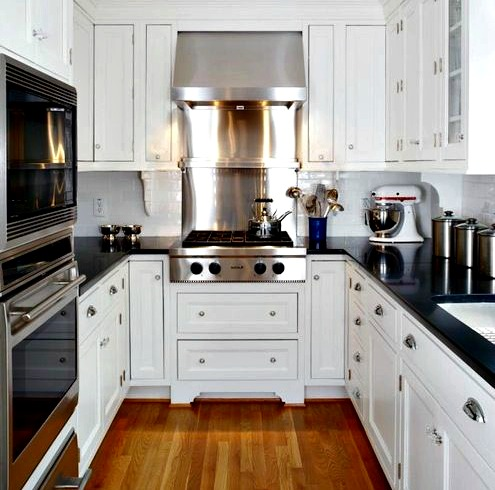 kitchen appliances; gas cooktop