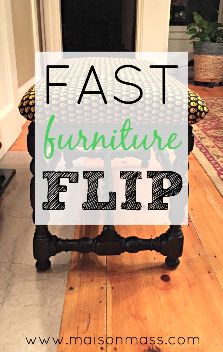 Fast Furniture Flip