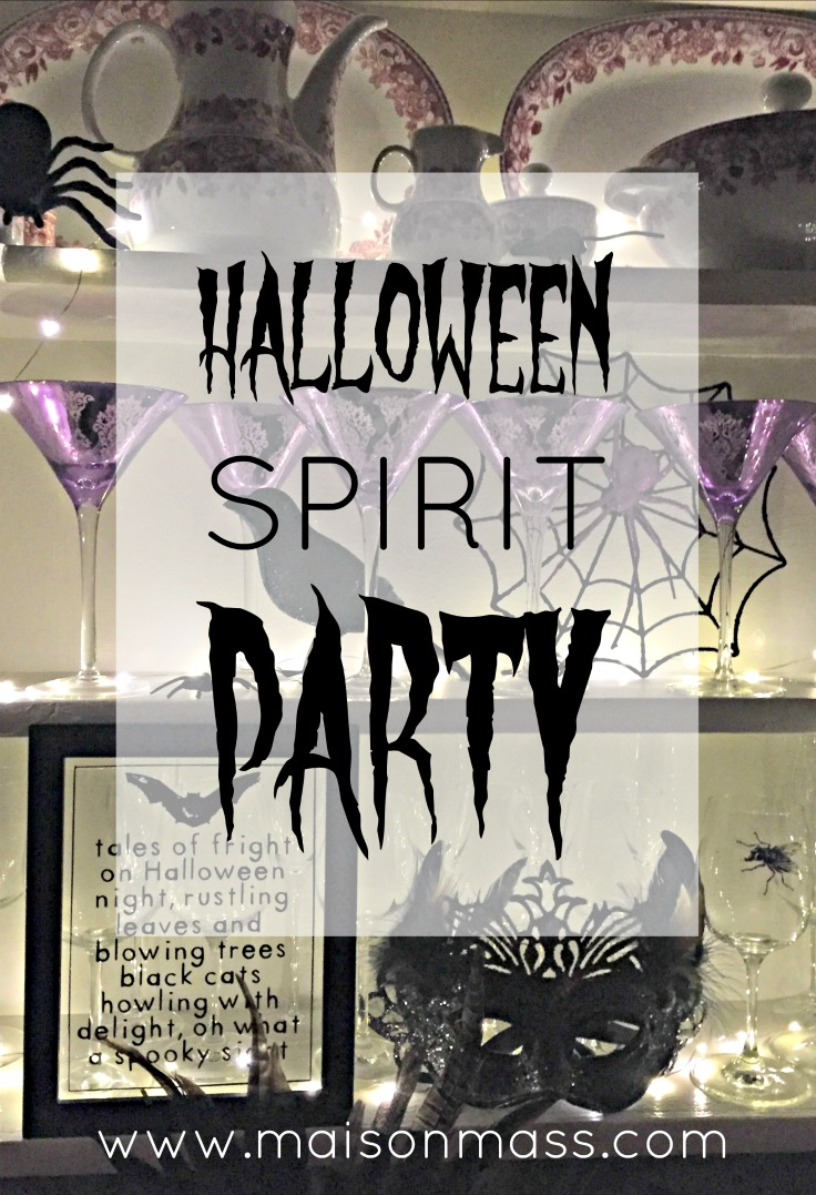Halloween Spirit Party