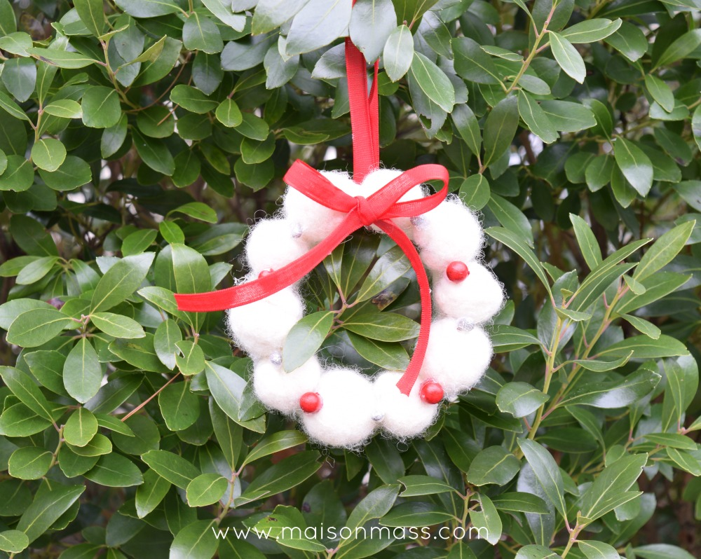 felted wreath FB