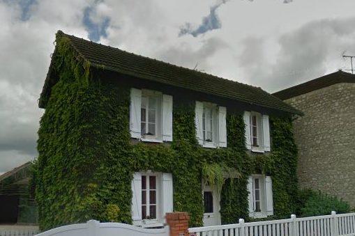 Maison Feuillette, murs en paille