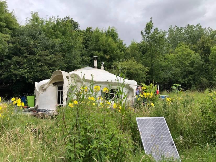 Autonomie électrique - panneau solaire