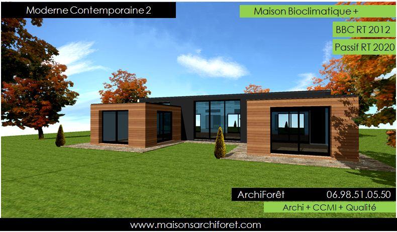 Constructeur De Maison Bois BBC RT 2012 Passive RT 2020