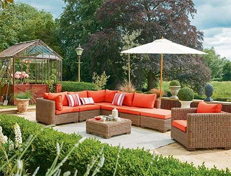 La nouvelle collection du mobilier de jardin