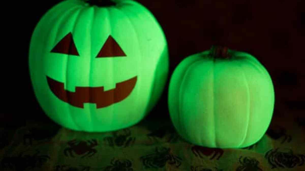 Des idées lumineuses pour Halloween avec Rust-Oleum !