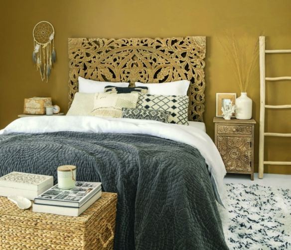 """Tête de lit """"Himalaya"""" - Maisons du monde"""