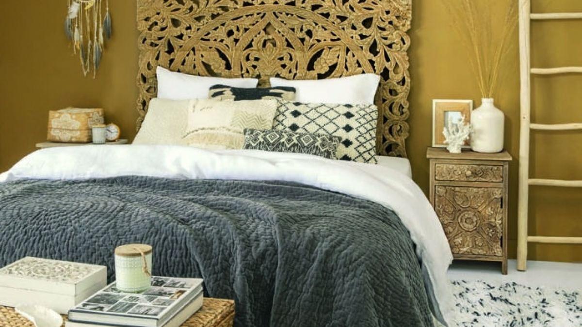 Têtes de lit : confortables et déco