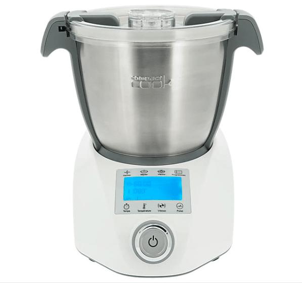 Les accessoires pour votre robot cuiseur
