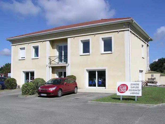 Agence maisons clair logis la verpilli re 38 is re for Maison neuve isere