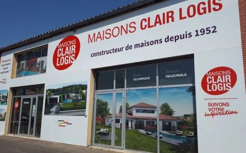 Agence Maisons Clair Logis Toulouse nord -constructeur maison